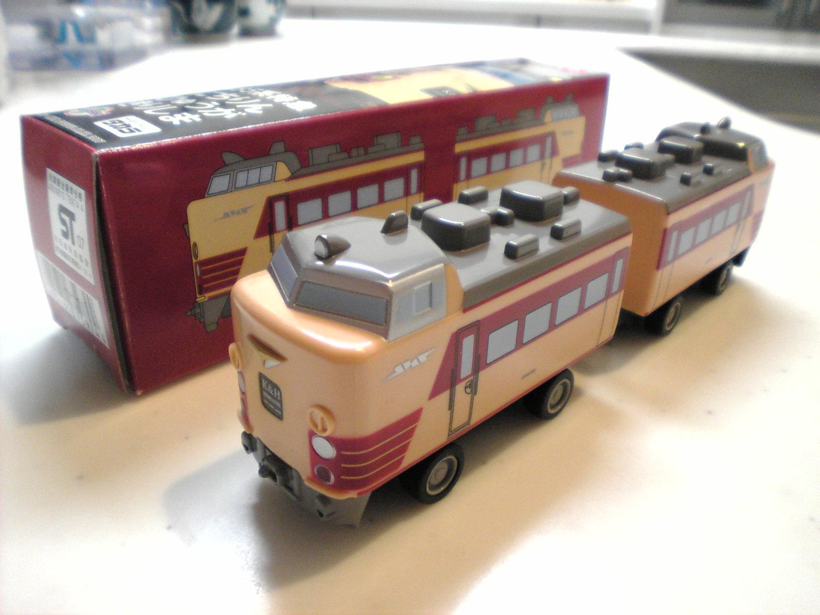 チョロQ485系