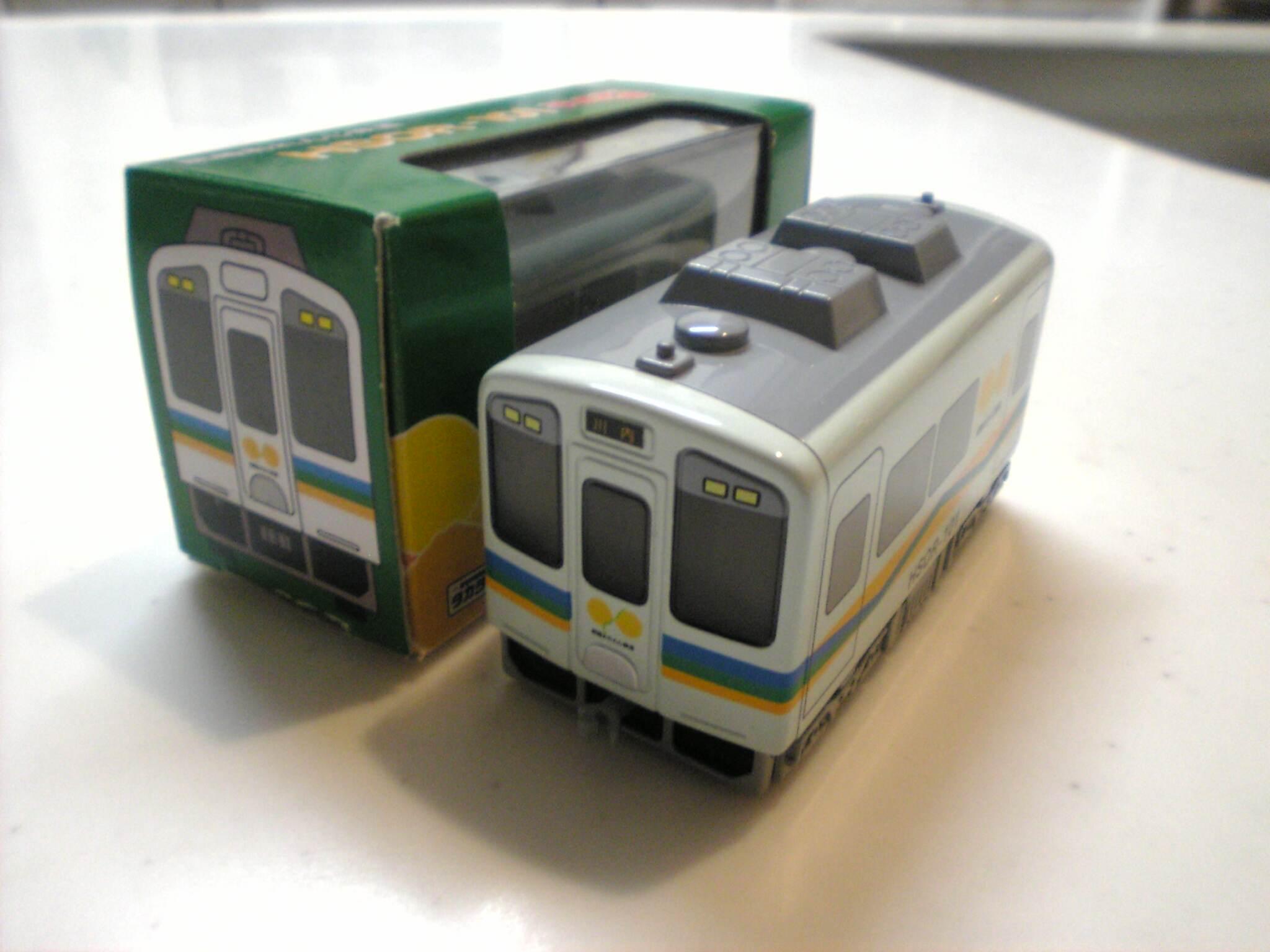 チョロQ・肥薩おれんじ鉄道HSOR101